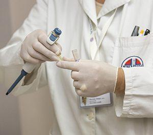 Analisi cliniche laboratorio